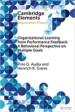 Organizational Learning From Performance Feedback: A Behavioral Perspective on Multiple Goals