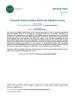 Corporate Responsibility Meets the Digital Economy