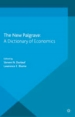 The New Palgrave Dictionary of Economics (Online Ed.)