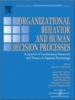 Cognitive Control and Socially Desirable Behavior: The Role of Interpersonal Impact