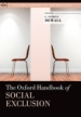 Oxford Handbook of Social Exclusion