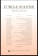 Ethical Decision Making and Research Deception in the Behavioral Sciences: An Application of Social Contract Theory