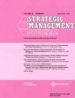 How Middle Managers Manage the Political Environment to Achieve Market Goals: Insights from China's State-Owned Enterprises