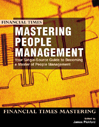Mastering People Management (FT Mastering)